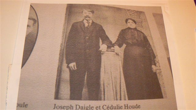 Photo du couple âgé:
